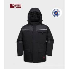 Fabricación al por mayor nueva ropa fahion personalizada chaqueta de los hombres de Oxford