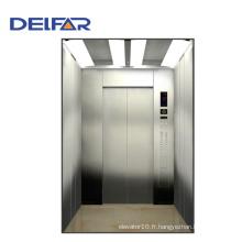 Ascenseur de passagers de haute qualité avec petite salle de machines