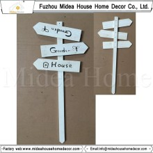 Factory Custom Vintage Garden Signs