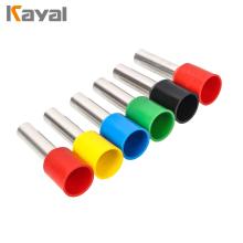 Conectores terminales de pvc KAYAL terminales tipo pin color