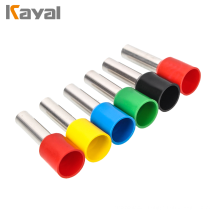KAYAL pvc connector terminal lugs pin type color