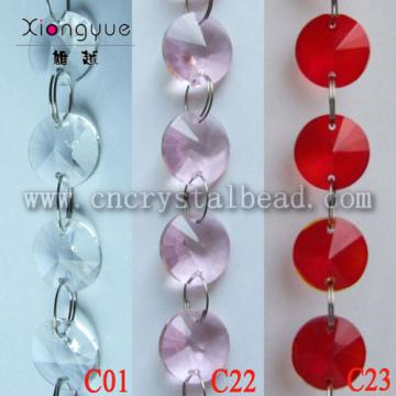 Crystal Chandelier Beaded Chain