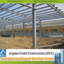 Structural Steel Warehouse Manufacturing and Assembing Jdcc1033