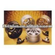 Revestimento em pó de alta qualidade para a roda