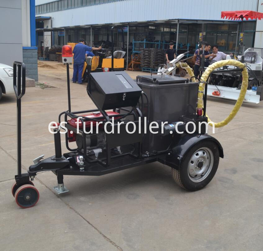 FGF-100 asphalt crack sealing machine