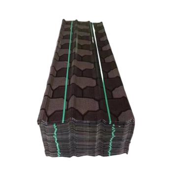Feuille de toiture en métal léger