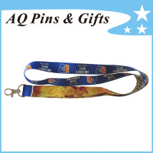 Custom Polyester Lanyards with Logo (Lanyard-106)