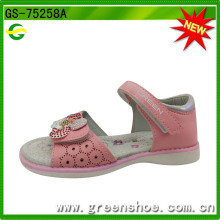 Girls Summer Flower Beach Sandals Soft and Comfortable