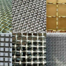 Crimped wire mesh(ISO9001:2000)