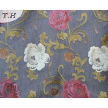 2015 última Turky diseño sofá del telar jacquar tejido