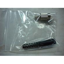 Conector de Fibra Óptica - FC / PC -Sm-3.0mm montado uma peça