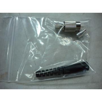 Conector de fibra óptica - FC / PC -Sm-3.0mm montado una pieza