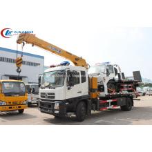 Caminhão de elevação novo do crescimento de 2019 Dongfeng 5tons-6.3tons