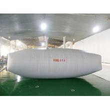 Tissu de réservoir d'eau en PVC