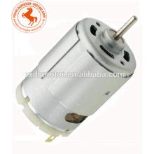 Motor de alta velocidade da CC 24V para a bomba de ar, mini motor elétrico da CC para a bomba de ar (RS-540SA)