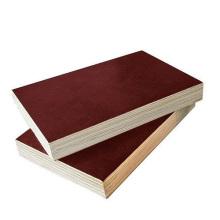 Qualidade superior que protege o tamanho da madeira compensada 18 * 1250 * 2500mm