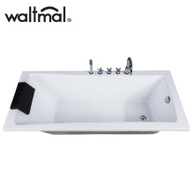 High Quality Simple Drop-in Bathtub (WTM-02820D)