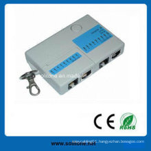 Mini RJ45/Rj11 Network Cable Tester (ST-CT4682W)
