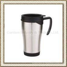 Caneca de café inox térmica