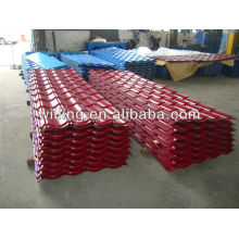 galvanized steel roofing sheet with colour