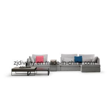 Tissu de Sofa à la maison (D-74)