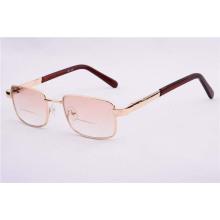 Gafas de lectura bifocales, gafas de lectura de óptica solar (JL090)