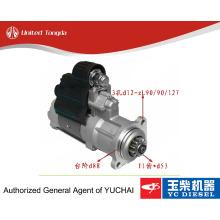 Motor de arranque Yuchai YC6L original L30L2-3708100