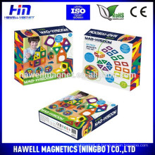 MAG-WISDOM brinquedos magnéticos para crianças de 3 anos +