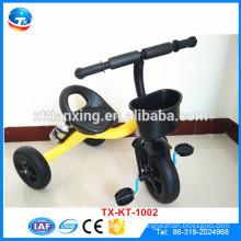 Pass CE-EN71 Fabrik Preis Plastik Material Kinder Dreirad Baby Dreirad Spielzeug