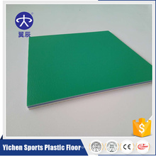 Indoor pvc sports flooring badminton sheet roll
