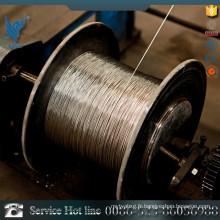 Expédition à partir de Chine fil d'acier inoxydable 316 calibre 16 haute qualité