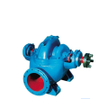 S type single stage double suction centrifugal pump
