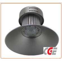 Lampe élevée d'entrepôt de lumière de baie de haute luminosité de 100W Bridgelux Dimmable LED