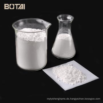 Fliesenkleber und Trockenmörtel unter Verwendung von Hydroxypropylmethylcellulose HPMC zur Beschichtung