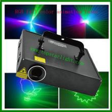 Harga borong lampu Laser RGB warna penuh Laser projektor