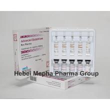 Rex Glutathione Feito em Hungria Atualização Glutathione Injeção e 1g / 10ml Vc