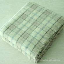 Weiche 100 % australische Wolle Decke