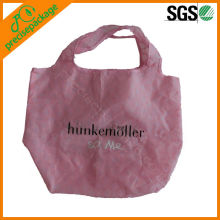 promotional recycle polyester carrier bag for shopping