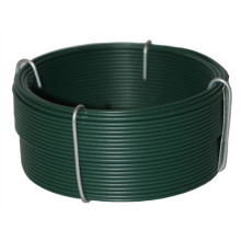 High Quality Green PVC Coated Wire