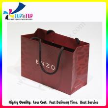 World Popular Atacado Recycled Square Bottom Paper Bag