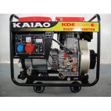 8kVA 3phase Generator Set CE Certificate KAIAO Generator
