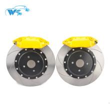 Étrier en aluminium forgé de bonne qualité pour les étriers de frein avant à 4 pistons Hyundai accent 17Rim WT-f40