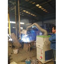 Extractor de humos de la máquina de corte por plasma