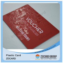 Spot UV Plastic Card/Smart Plastic Card/PVC Plastic Cards Manufacturer