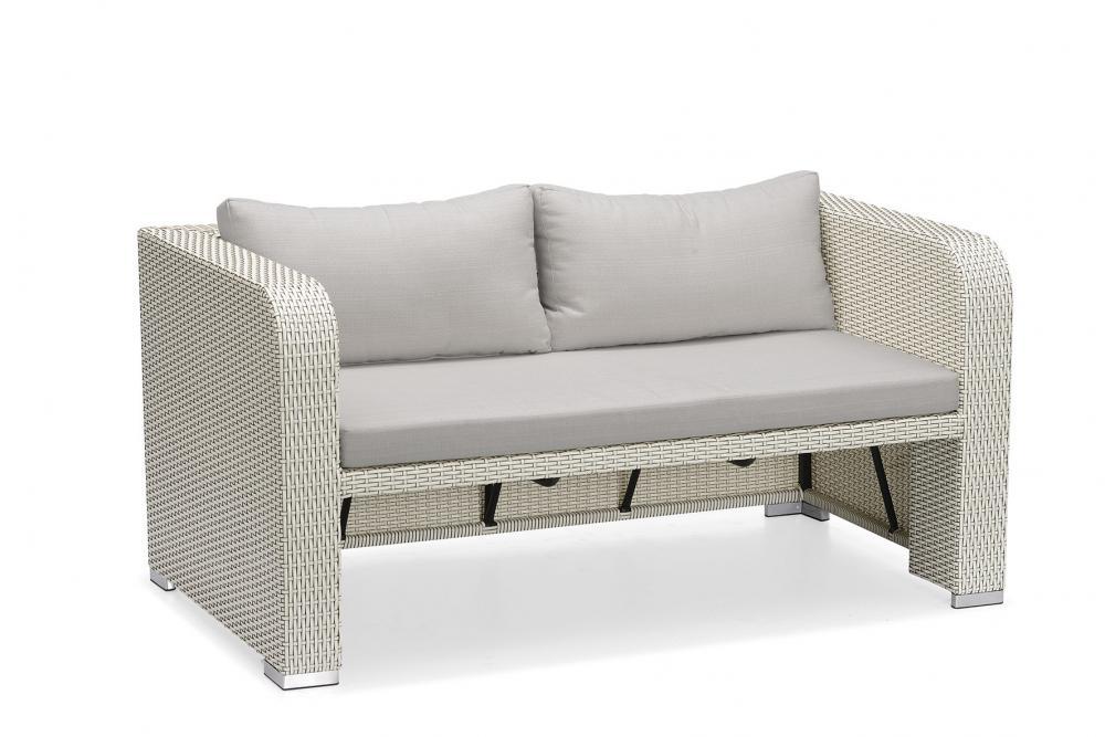 China Viro Outdoor Möbel Weidenmöbel Hersteller