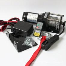 CE aprovado 3000LB SUV / Jeep / caminhão 4WD guincho / guincho elétrico / guincho de automóvel / guincho elétrico do caminhão