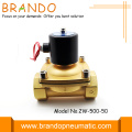 2w500-50 50mm Orifice 2 inci Port injap Solenoid