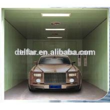 Car elevator from Delfar with machine room SMR