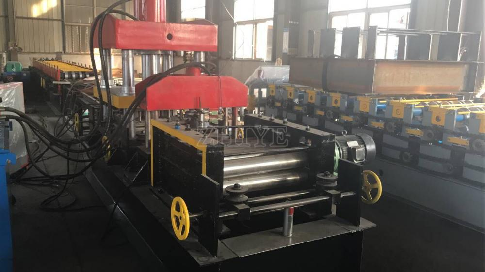 Exportation Standard Highway Guardrail Forming Machine