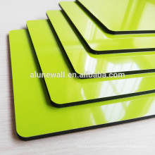 Office partition exterior wall aluminum composite panel